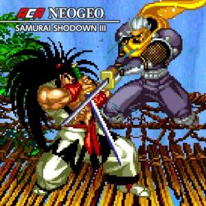 Cover ACA NeoGeo: Samurai Shodown III