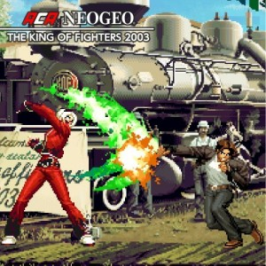 Cover ACA NeoGeo: The King of Fighters 2003 (Nintendo Switch)
