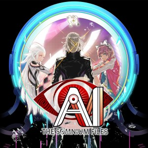 Cover AI: The Somnium Files