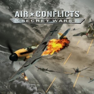 Cover Air Conflicts: Secret Wars