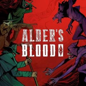 Cover Alder's Blood