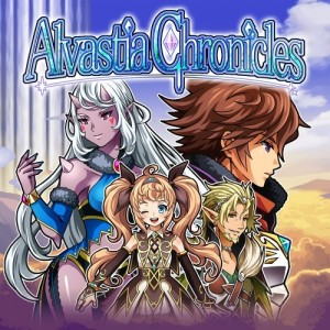 Cover Alvastia Chronicles