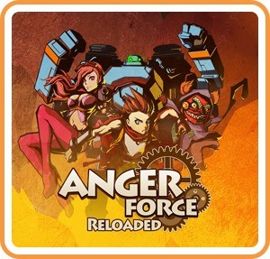 Cover AngerForce: Reloaded