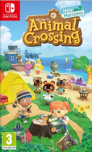 Cover Animal Crossing: New Horizons (Nintendo Switch)