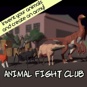 Cover Animal Fight Club