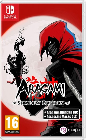 Cover Aragami (Nintendo Switch)