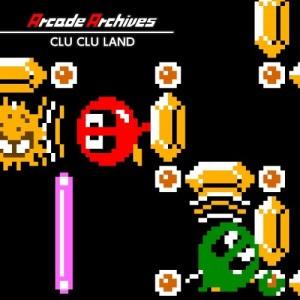 Cover Arcade Archives CLU CLU LAND