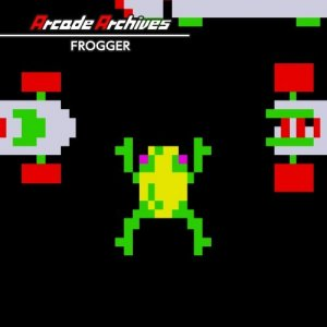 Cover Arcade Archives: Frogger