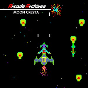 Cover Arcade Archives MOON CRESTA