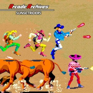 Cover Arcade Archives: Sunset Riders