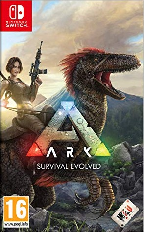 Cover ARK: Survival Evolved
