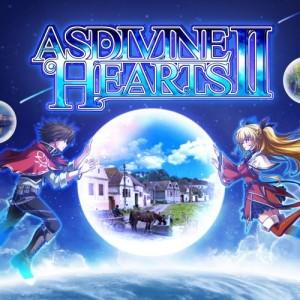 Cover Asdivine Hearts II