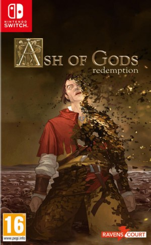 Cover Ash of Gods: Redemption (Nintendo Switch)