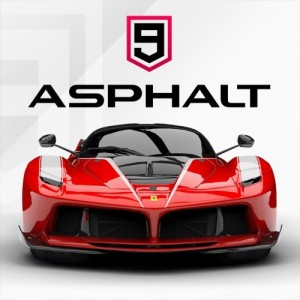 Cover Asphalt 9: Legends