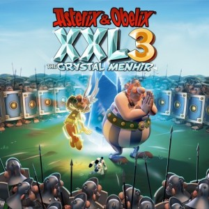 Cover Asterix & Obelix XXL 3: The Crystal Menhir