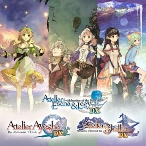 Cover Atelier Dusk Trilogy Deluxe Pack (Nintendo Switch)