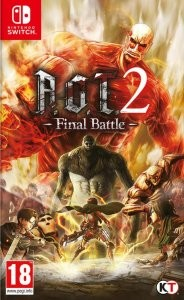 Cover Attack on Titan 2: Final Battle (Nintendo Switch)