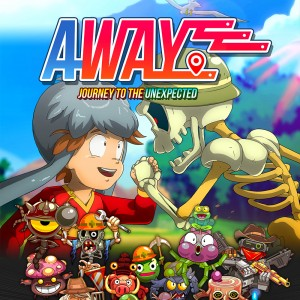 Cover Away: Journey to the Unexpected (Nintendo Switch)