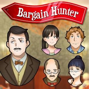 Cover Bargain Hunter