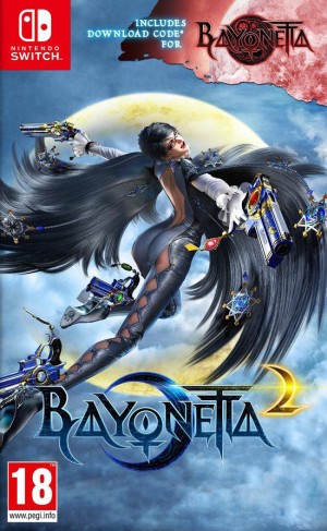 Cover Bayonetta 2 (Nintendo Switch)