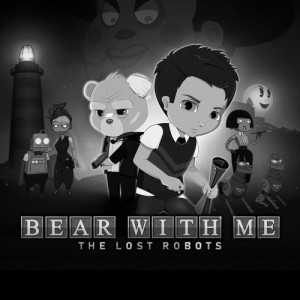 Cover Bear With Me: The Lost Robots