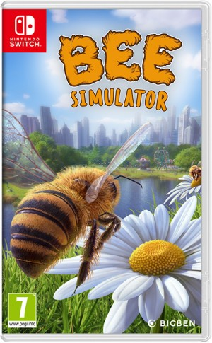 Cover Bee Simulator (Nintendo Switch)