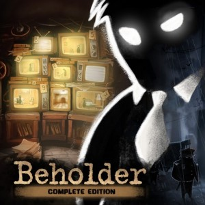 Cover Beholder: Complete Edition