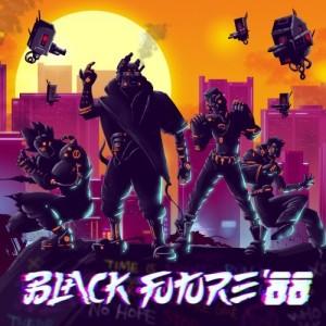 Cover Black Future '88 (Nintendo Switch)