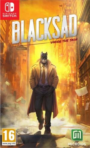 Cover Blacksad: Under the Skin (Nintendo Switch)