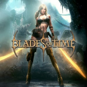 Cover Blades of Time