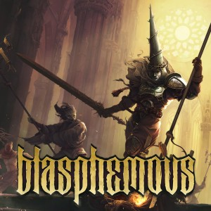 Cover Blasphemous (Nintendo Switch)