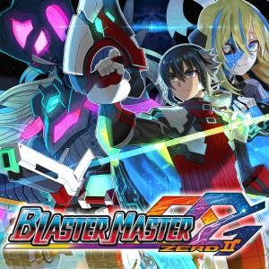 Cover Blaster Master Zero 2 (Nintendo Switch)