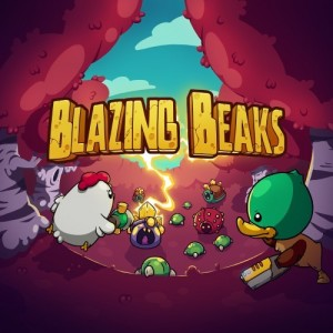 Cover Blazing Beaks (Nintendo Switch)