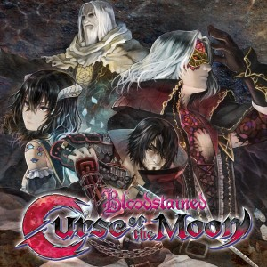 Cover Bloodstained: Curse of the Moon (Nintendo Switch)