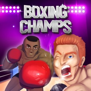 Cover Boxing Champs