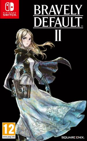 Cover Bravely Default II