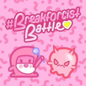 Cover #Breakforcist Battle