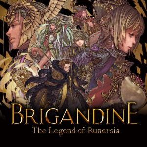 Cover Brigandine: The Legend of Runersia (Nintendo Switch)
