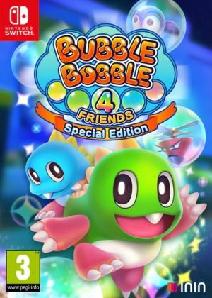 Cover Bubble Bobble 4 Friends (Nintendo Switch)