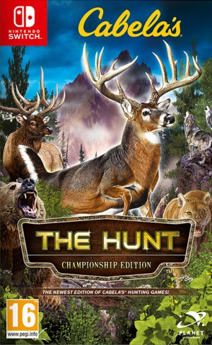 Cover Cabela's: The Hunt - Championship Edition (Nintendo Switch)
