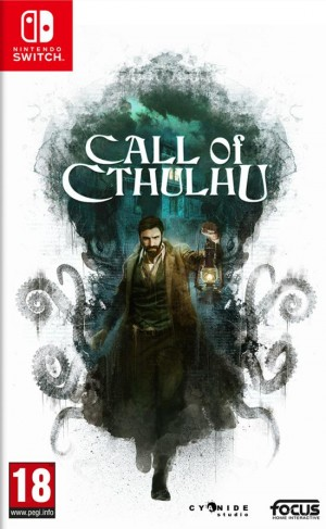 Cover Call of Cthulhu (Nintendo Switch)
