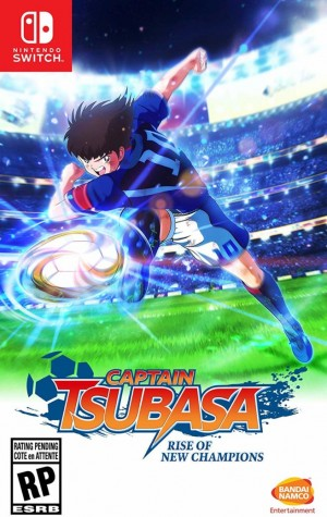 Cover Captain Tsubasa: Rise of New Champions (Nintendo Switch)