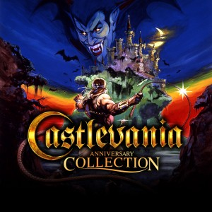 Cover Castlevania Anniversary Collection