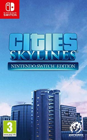 Cover Cities: Skylines