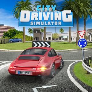 Cover City Driving Simulator (Nintendo Switch)