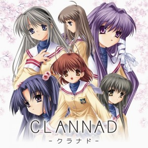 Cover CLANNAD