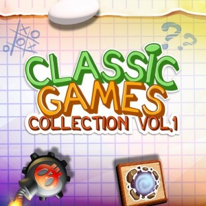 Cover Classic Games Collection Vol.1