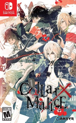 Cover Collar x Malice (Nintendo Switch)