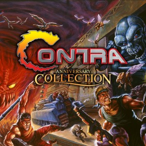 Cover Contra Anniversary Collection (Nintendo Switch)