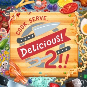 Cover Cook, Serve, Delicious! 2!! (Nintendo Switch)